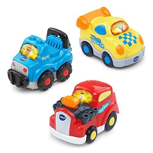 Go Go Smart Wheels - Recreational Vehicles 3-pack, The se...