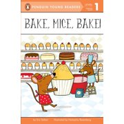 Bake, Mice, Bake! - eBook