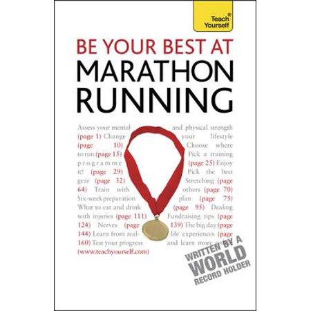 Be Your Best At Marathon Running - eBook