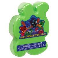 PJ Masks Green Sticky Splat Putty