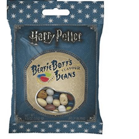 Jelly Belly Harry Potter Bertie Botts Every Flavour Jelly Beans 1.9 oz Bag (Jelly Belly Harry Potter)
