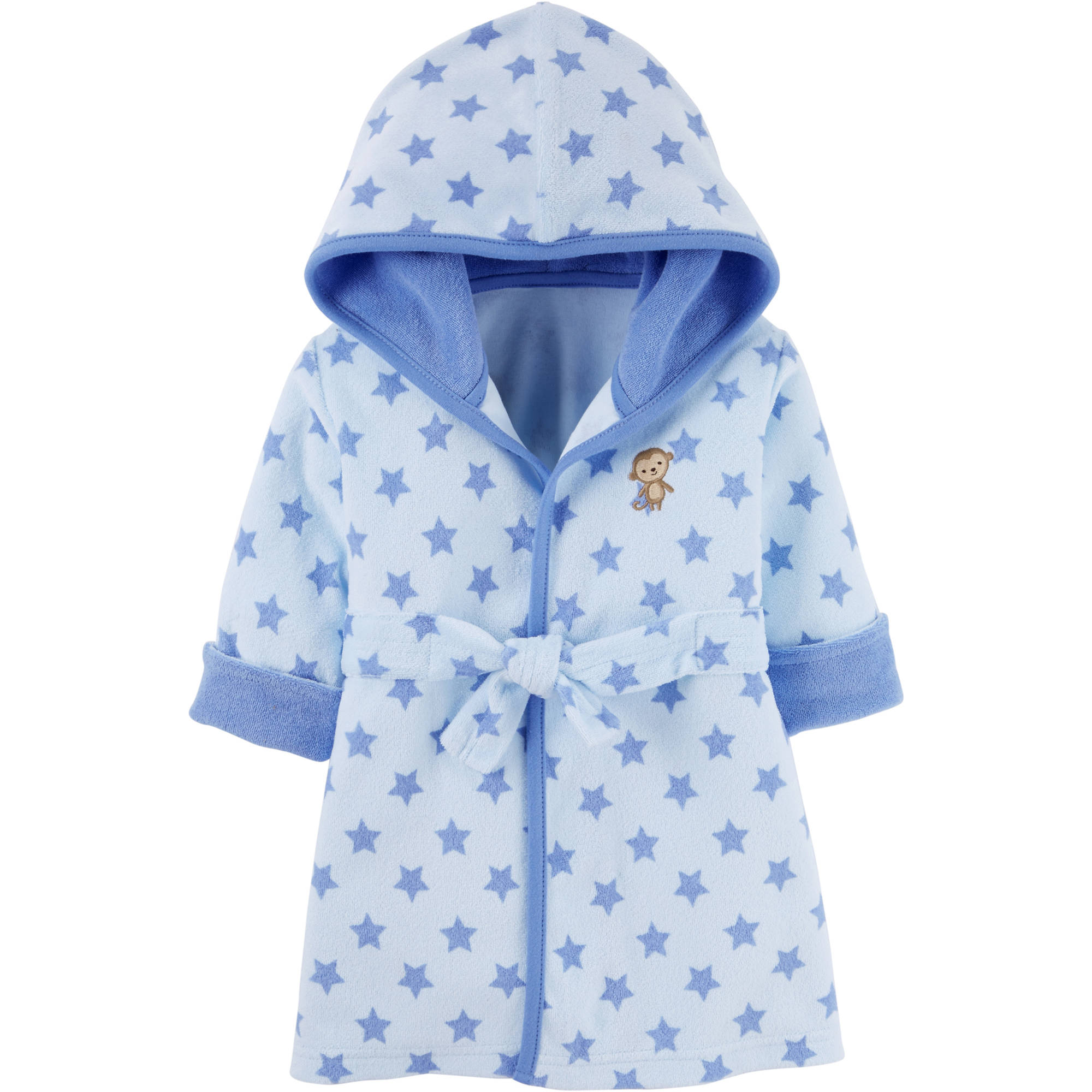 Child Of Mine by Carter's Newborn Baby Boy Robe