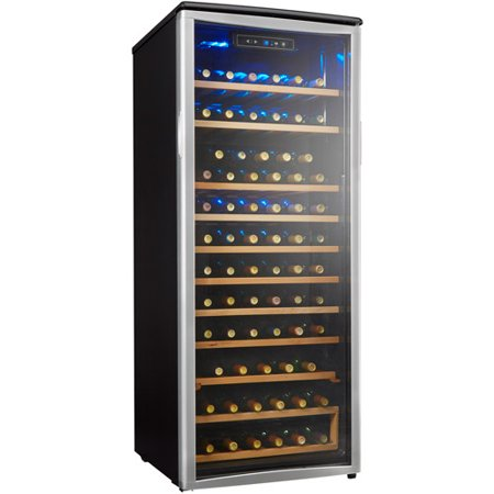 Danby 75 Bottle Wine Cooler Walmart Com