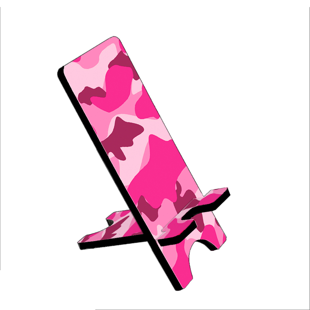 Camoflauge for Girls - KuzmarK Folding Stand fits iPad Mini iPhone Samsung Galaxy