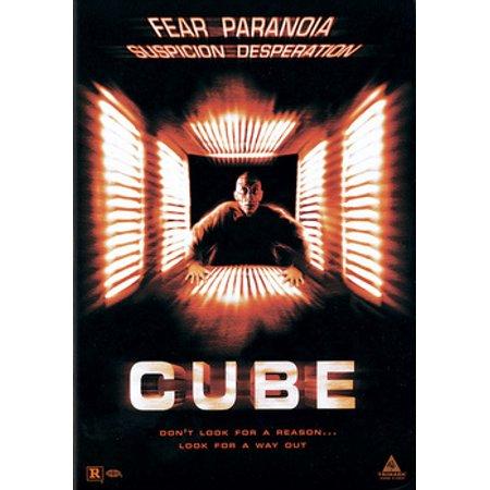 Format Cube (Cube (DVD) )