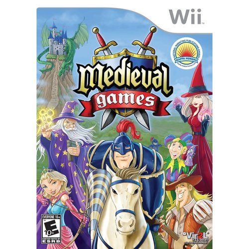 Medieval Games (Wii) - Pre-Owned