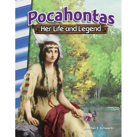 Pocahontas : Her Life and Legend (America's Early Years) (Pocahontas For Kids)