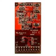 Digium Single Channel Trunk FXO Module 1X100MF