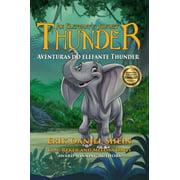 Aventuras do elefante Thunder - eBook