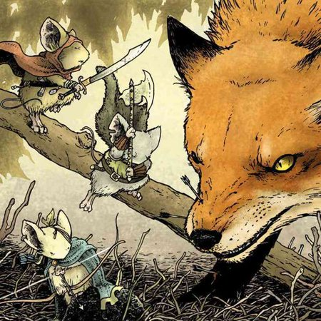 Mouse Guard Roleplaying Game Box Set Mouse Guard Roleplaying Game Box Set