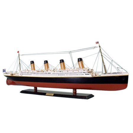 "Remote Control RMS Titanic 40"" Limited - Ready To Run - Remote Control Titanic Model Cruise Ship -RMS Titanic Model Ship Replica - Brand New - Sold"