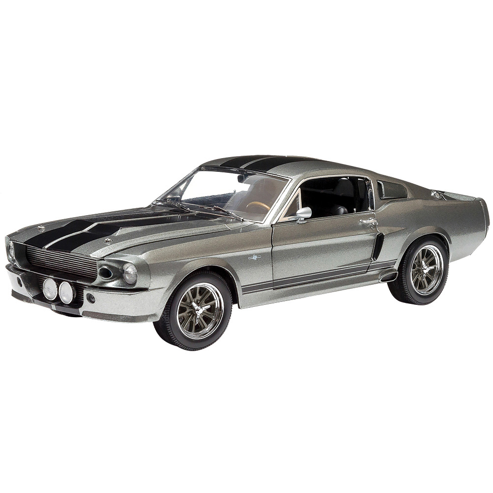 1967 Ford Mustang Eleanor Die Cast & Plastic 1:18 Scale Vehicle Limited Ed by Johnson Smith Co.