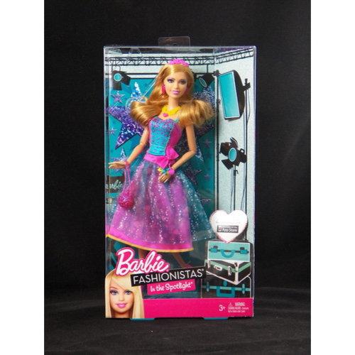 Barbie - Mattel Barbie Fashionista Gown Summer Doll