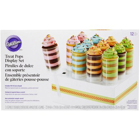 Wilton Treat Pops Display Set, 13-Piece for $<!---->