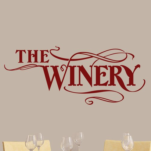 Sweetums Wall Decals The Winery Wall Decal