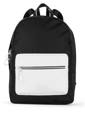 Product Image Kendall + Kylie for Walmart Black and White Colorblock  Backpack 282cfe3129d48