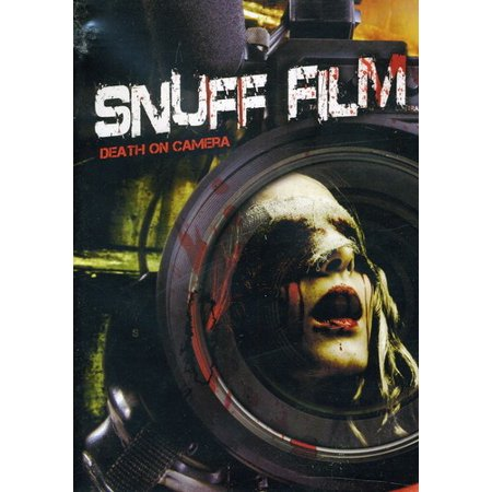 Snuff Film: Death on Camera (DVD) - Films On Halloween