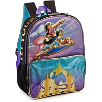 Disney Aladdin Princess Jasmine 3D Popup 16 Inch Backpack
