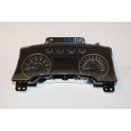 14-14 Ford F-150 F150 Instrument Cluster Speedometer Gauge 35,944 #47623 (Ford F150 Power Programmer)