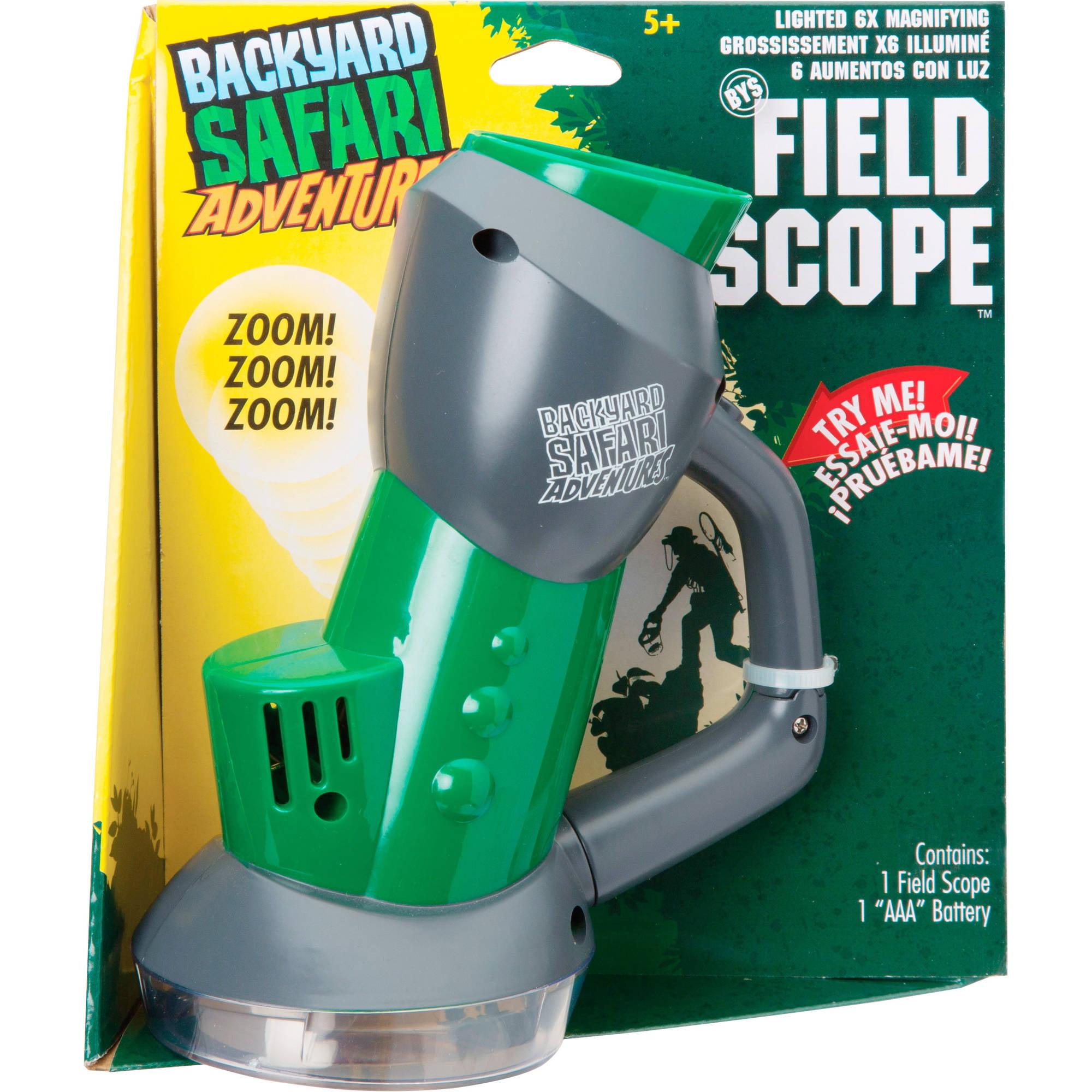 Backyard Safari Toys backyard safari field scope - walmart