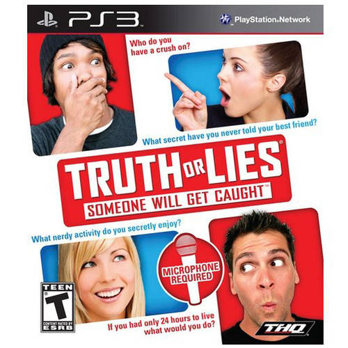 Truth Or Lies (PS3) - Pre-Owned
