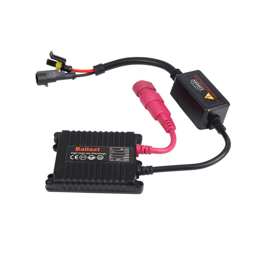 AC 2.4A 9V-16V Digital 35W Slim HID Universal Ballast Xenon Conversion for Car Auto - image 5 of 5