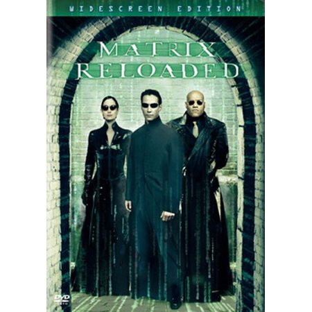 The Matrix: Reloaded (DVD) - Twins From The Matrix