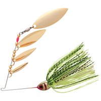 Booyah Super Shad Chartreuse Glimmer