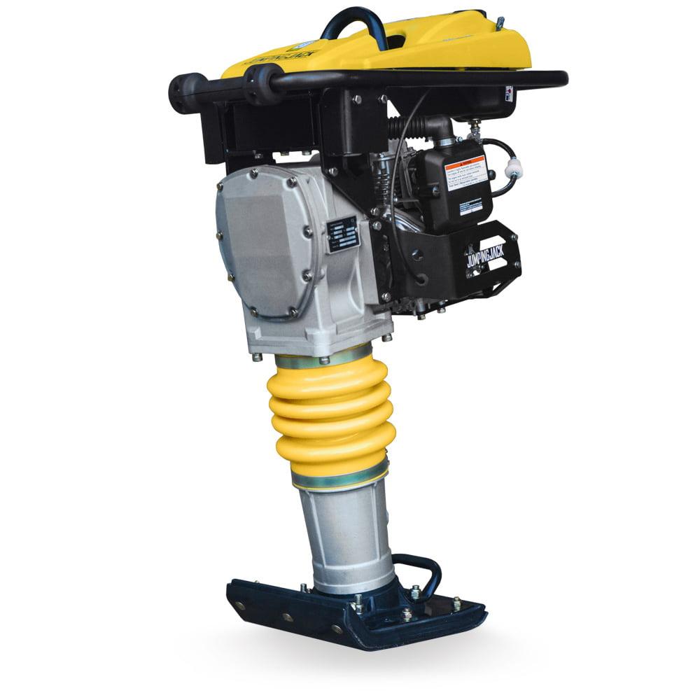JUMPING JACK 3HP Vibratory Rammer for Asphalt and Cohesive Soil w/ 3 HP Honda GX100 Engine