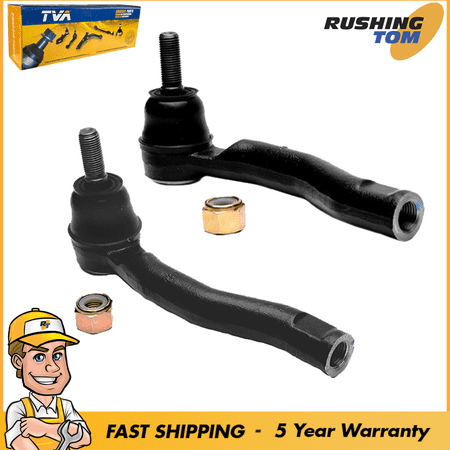 2008 Toyota Corolla - Front Outer Tie Rod & Kit for Toyota Corolla 2008 2007 2006 2005 2004