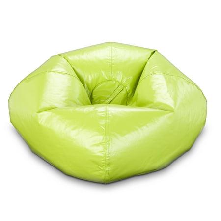 Ace Casual Furniture Medium Standard Vinyl Bean Bag Chair