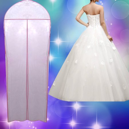 71 Breathable Bridal Wedding Dress Gown Garment Cover Storage Bag Protecter Today S Special