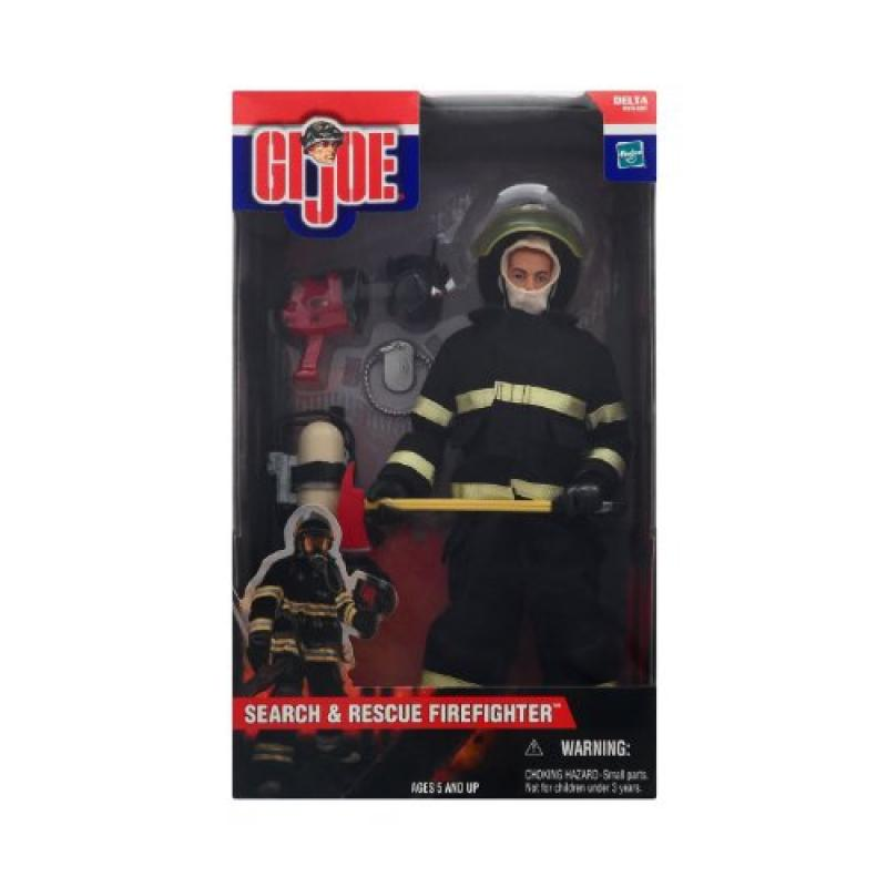 GI Joe Search and Rescue Firefighter by
