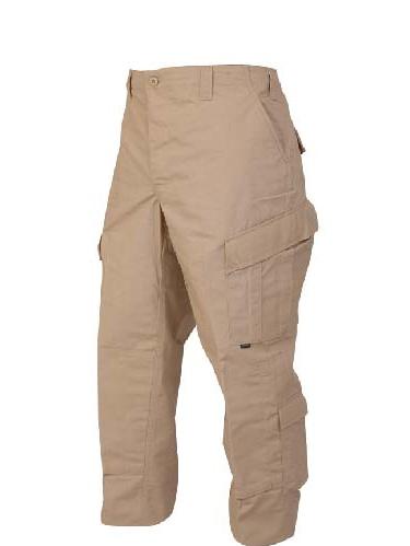 TRU Trousers Khaki 65/35 Polyester, Cotton Rip-Stop, 5XLarge Regular