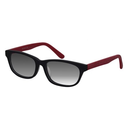 73387eef466f Eye Buy Express - Ebe Sunglasses Reader Cheaters Mens Womens Retro Red  Black Anti Glare Lens Light Weight RX c1226-sun - Walmart.com