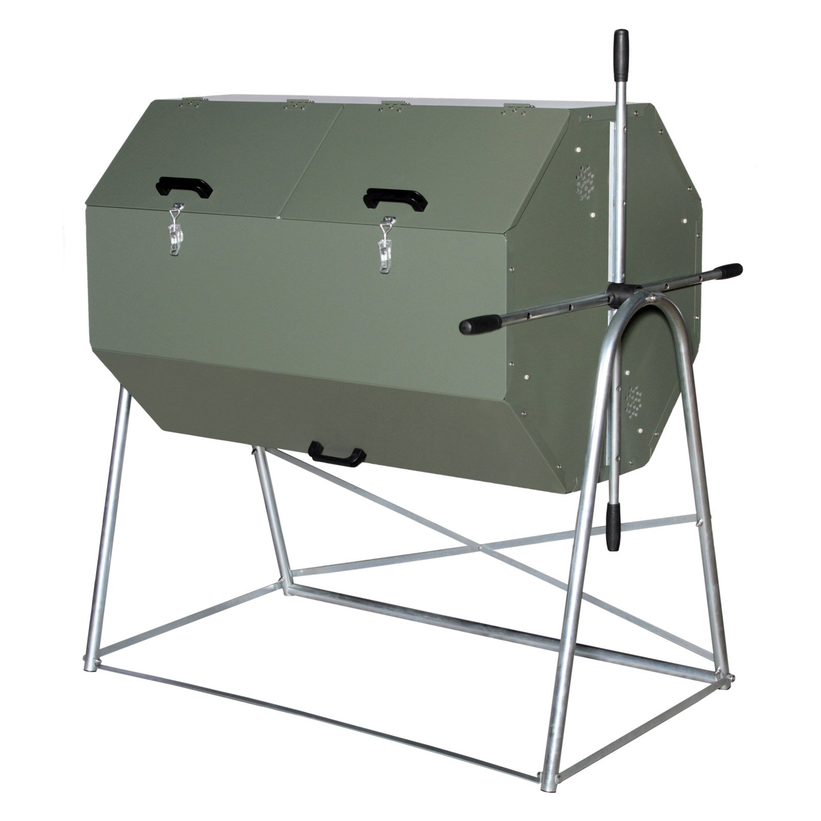 Jora 106 gal. 400 Compost Tumbler by Composting Warehouse