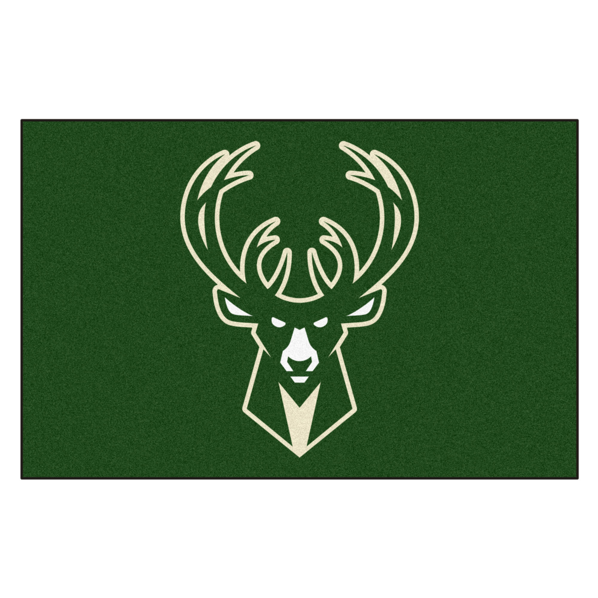 NBA Milwaukee Bucks Starter Mat Rectangular Area Rug