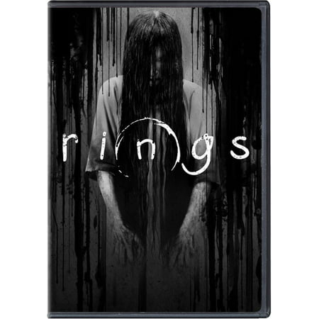 Rings (DVD) - Plus Size Movie