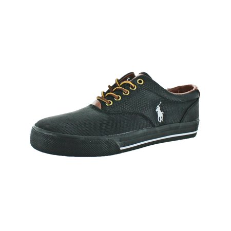- Polo Ralph Lauren Mens Vaughn Padded Insole Low Top Fashion Sneakers