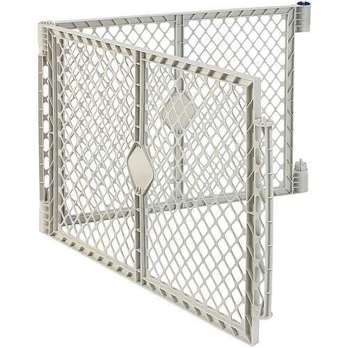 North States Gray Two-Panel Superyard Extension for Baby Playard