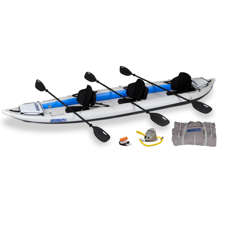 Sea Eagle FastTrack 465FTK Inflatable Kayak Pro by Sea Eagle