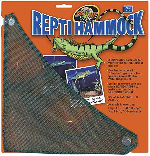 Zoo Med Repti Hammock Large - (17.5 Long x 12 Wide) - Pack of 2
