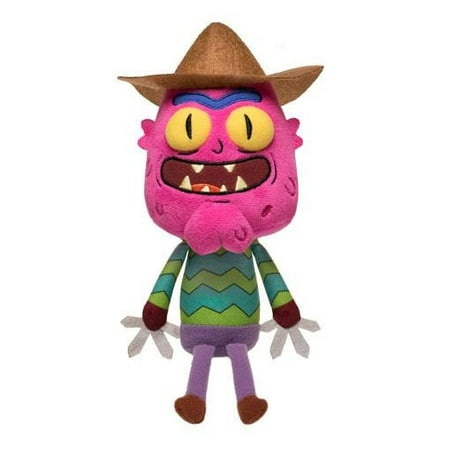"Rick and Morty 8"" Funko Galactic Plushies: Scary Terry - image 1 de 1"