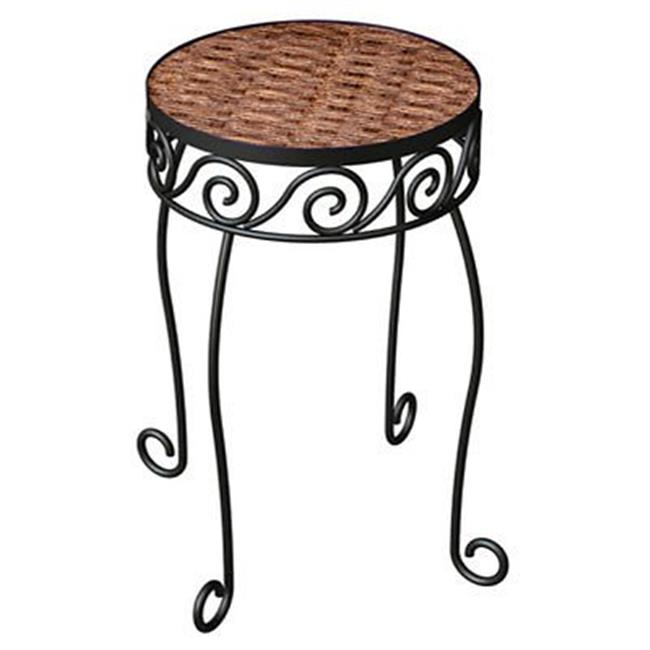 Products  11.5 in. Plant Stand, Brown - image 1 de 1