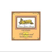 La Bella Guitar Strings Classical Professional Series Recording Concert Set
