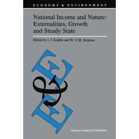 National Income And Nature  Externalities  Growth And Steady State