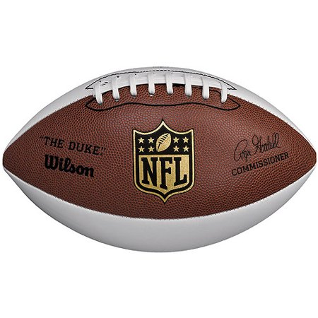 Wilson NFL Autograph Football Autographed Super Bowl Xxi Football
