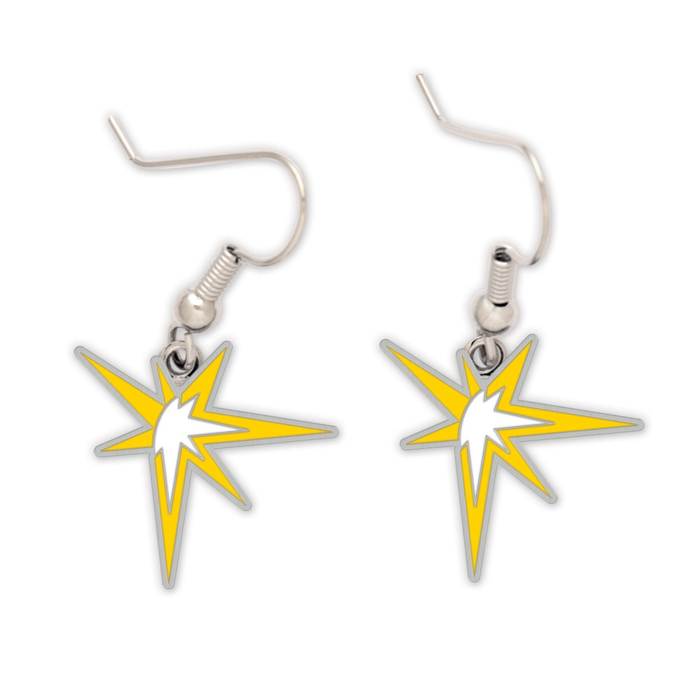 Tampa Bay Rays Official MLB .5 inch  Earrings by Wincraft