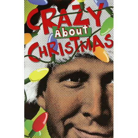 American Greetings Christmas Vacation Crazy About Humorous / Funny Box of 12 Christmas Cards ()