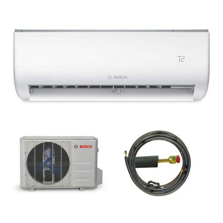Bosch Climate 5000 Mini Split Air Conditioner AC Heat Pump System, 12,000 BTU ()